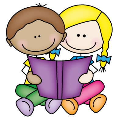 child reading , Free clipart download.