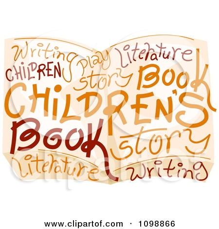 Free Clipart Children's Books.