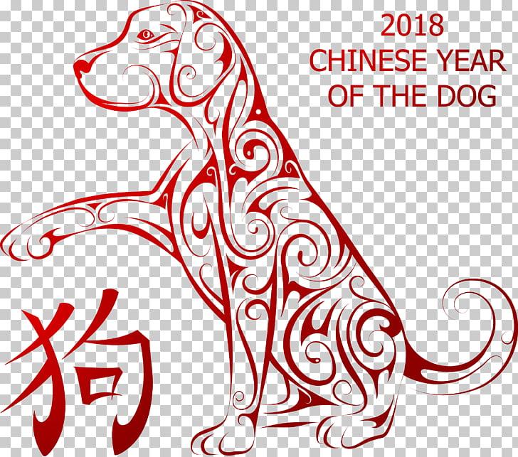 Dog Chinese New Year Chinese calendar Chinese zodiac.