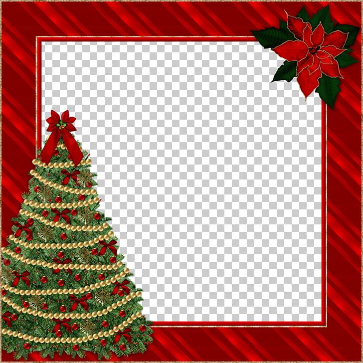 Christmas frame , Christmas Border PNG clipart.