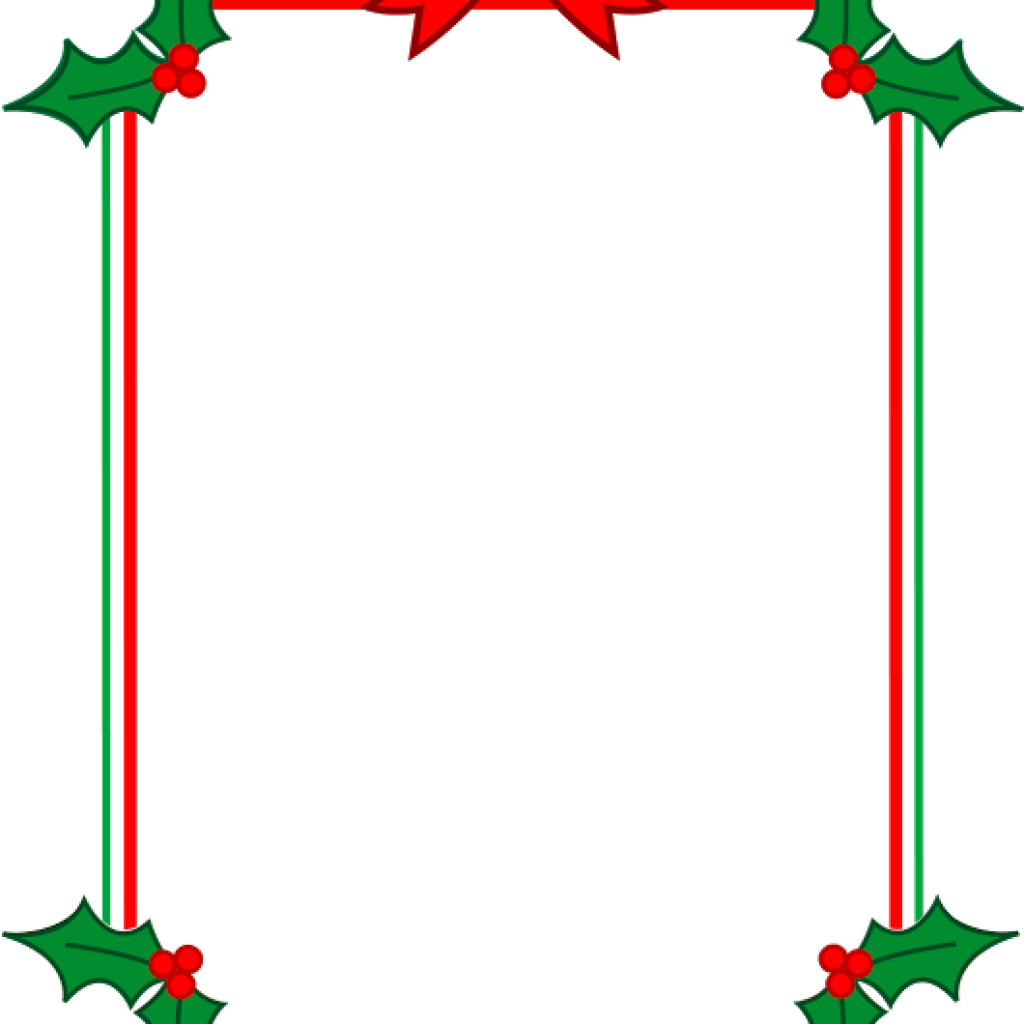Free Christmas Clipart Frames 19 Christmas Graphic.