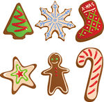 Free Christmas Cookies Clip Art, Download Free Clip Art, Free Clip.
