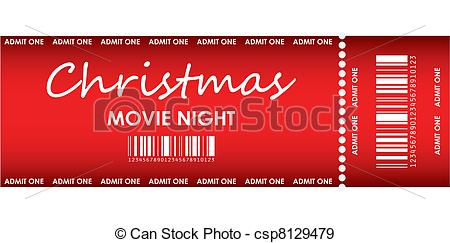 free clipart christmas move #10