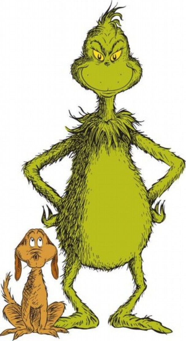 grinch and max clipart - Clipground