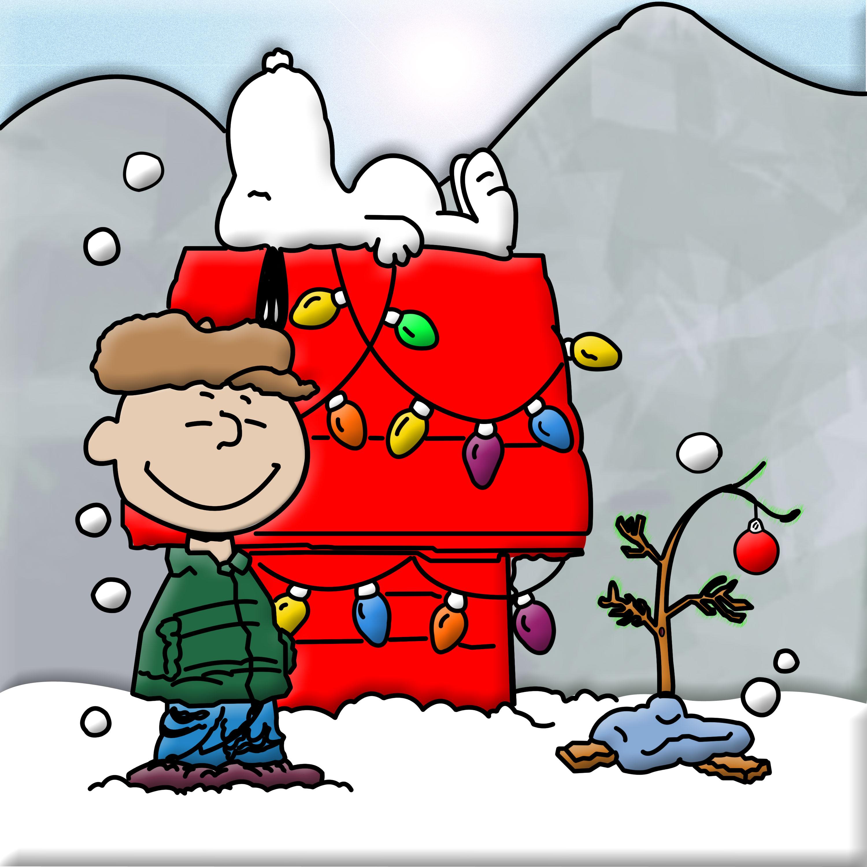 Snoopy Christmas Clip Art Free.