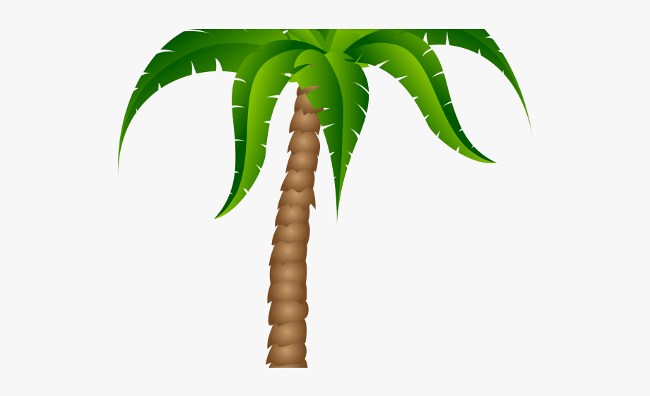 Christmas Lights Clipart Palm Tree.