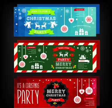 Free christmas party invitation clip art free vector download.