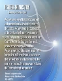 Similiar Church Usher Board Anniversary Keywords.