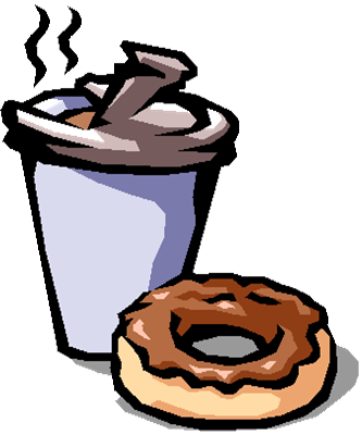Coffee and donuts clipart free clipart images gallery for free.