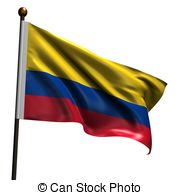 Colombian flag Illustrations and Clipart. 1,436 Colombian flag.