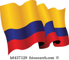 Colombian flag Clip Art Royalty Free. 410 colombian flag clipart.