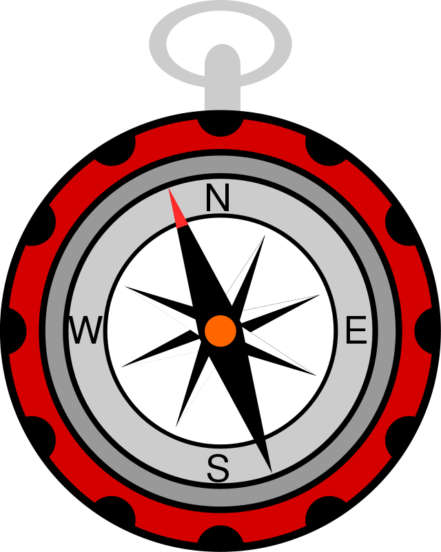 Free Clipart: Compass.