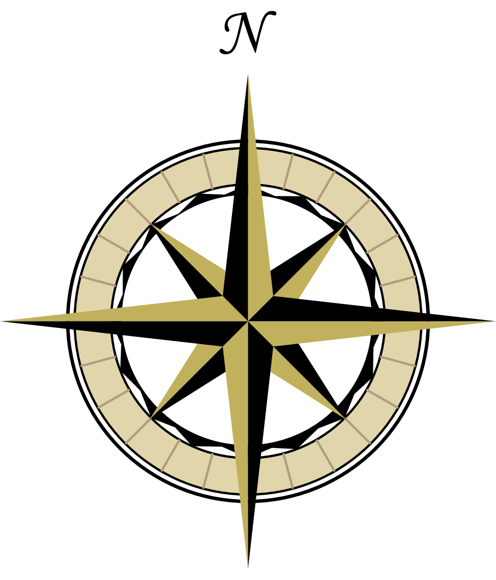 Pictures Of Compass Rose.