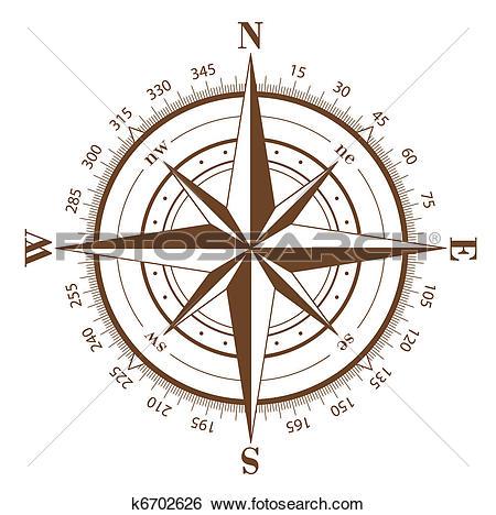 lutz compass. unique compass clipart. compass clip art 84. compass.