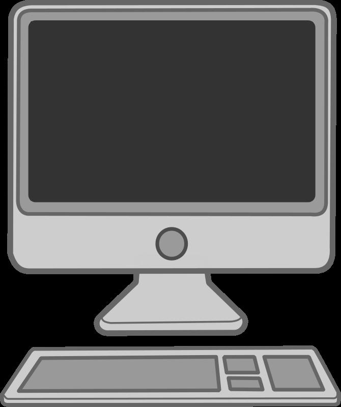 Free Clipart: Mac.