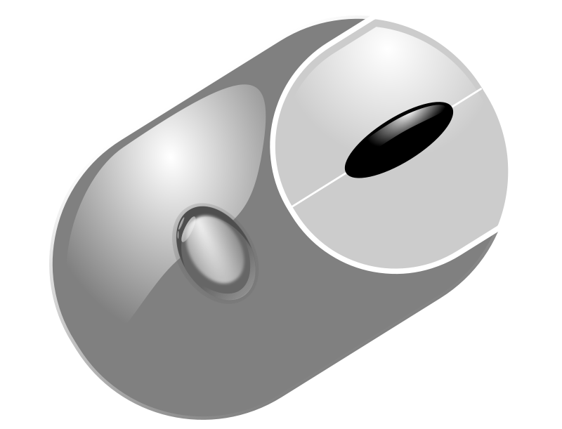 Free Clipart: Computer Mouse.
