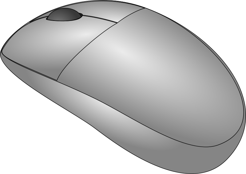 Free Clipart: Mouse.