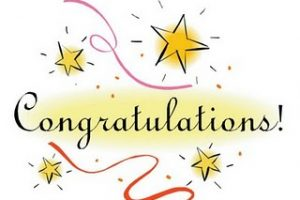Congratulations free clipart » Clipart Station.