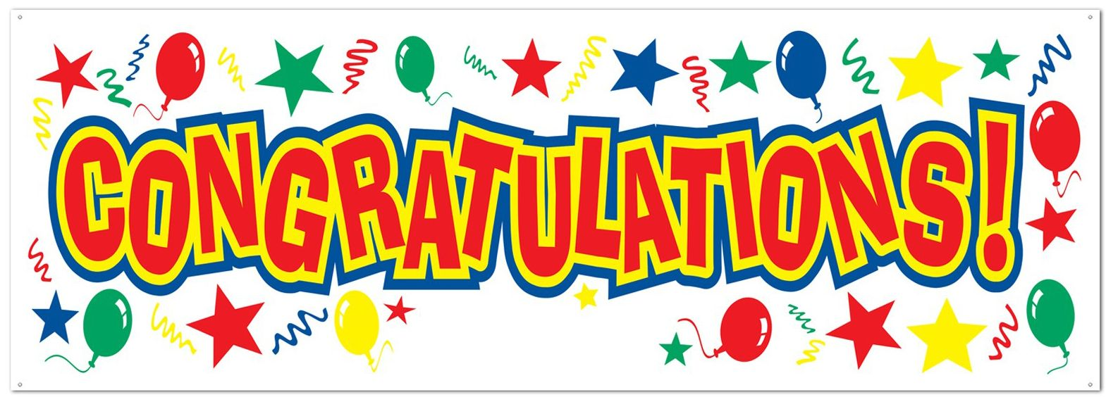 congratulation banners free.