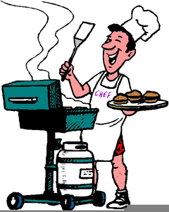 230 Cookout free clipart.