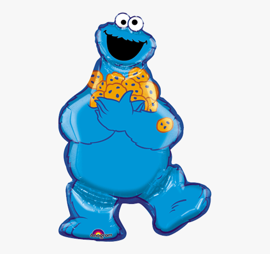 Sesame Street Cookie Monster Png , Transparent Cartoon, Free.
