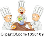 Cooking Class Clipart.