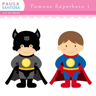 boys superheroes costume pat.