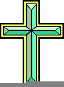 Religious Cross In Clipart.