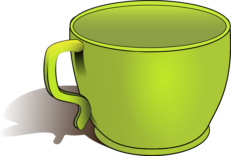 Free Clipart: Cup.
