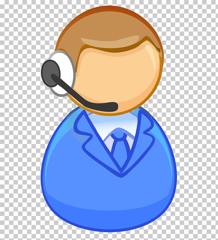 Customer service representative , occupation cartoon PNG.