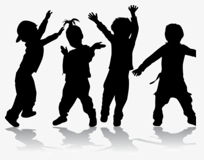 Free Kids Dancing Clip Art with No Background.