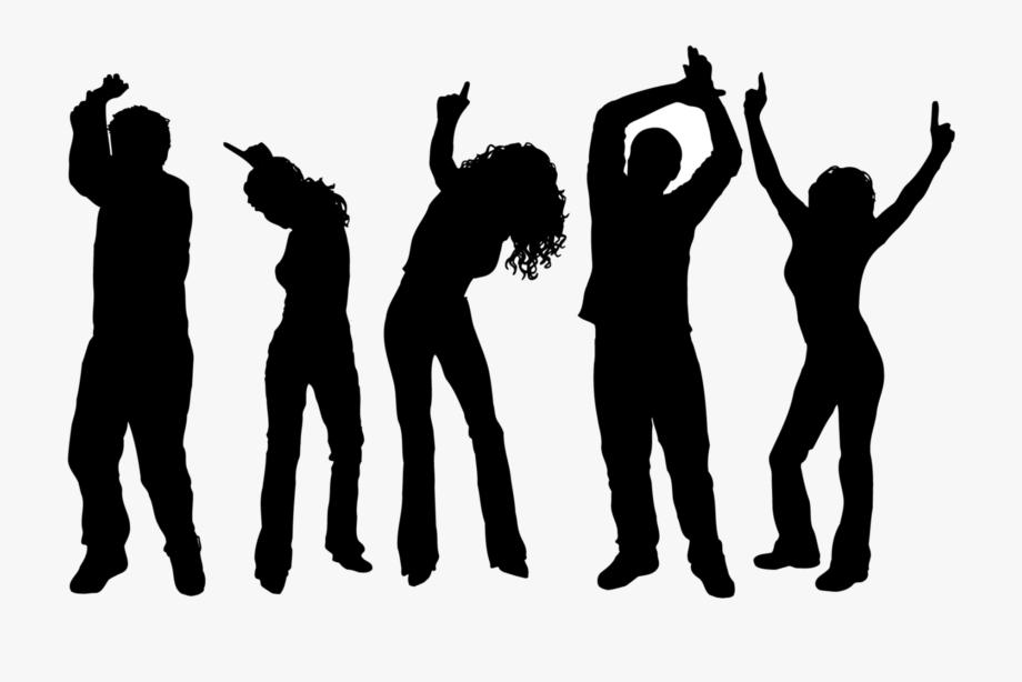 Just Dance Party Cliparts Transparent Png.