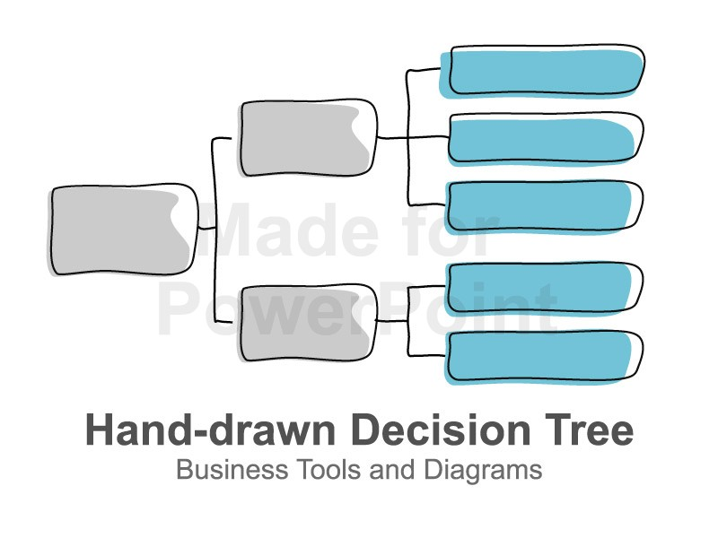Decision Tree Clipart.