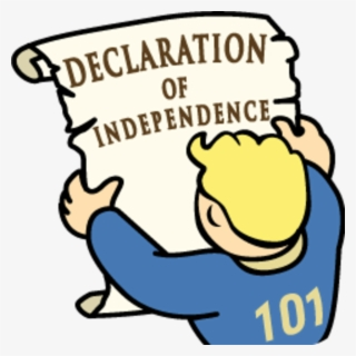 Free Declaration Of Independence Clip Art with No Background.