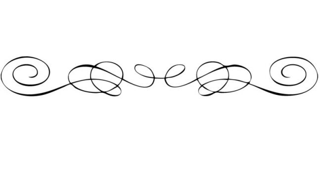 Free Clipart Decorative Lines.