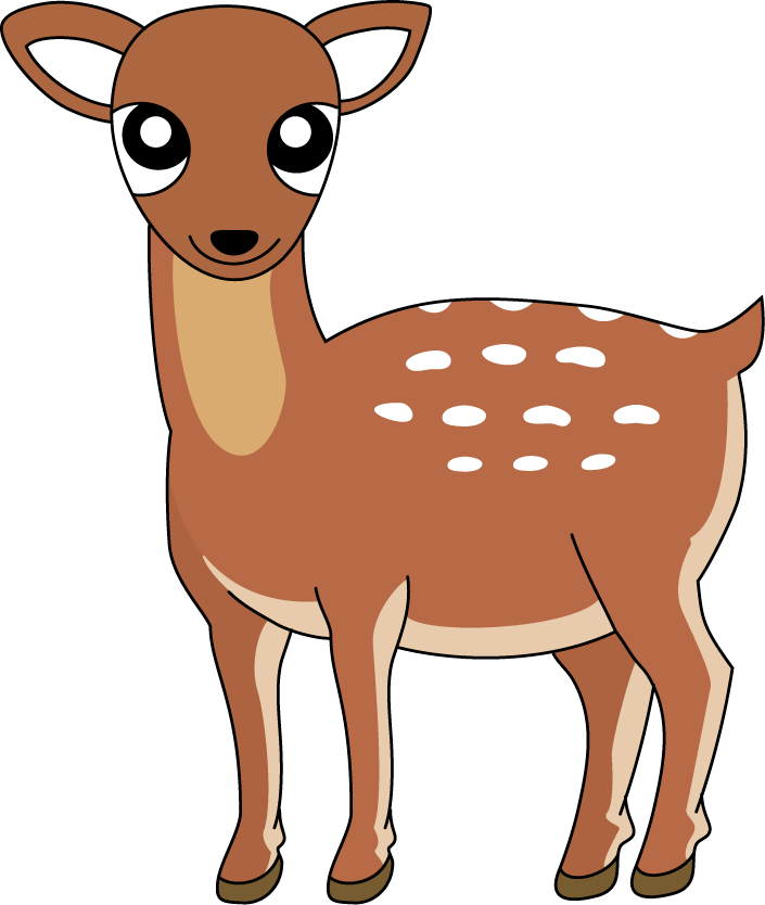 Free clipart deer, Free deer Transparent FREE for download.