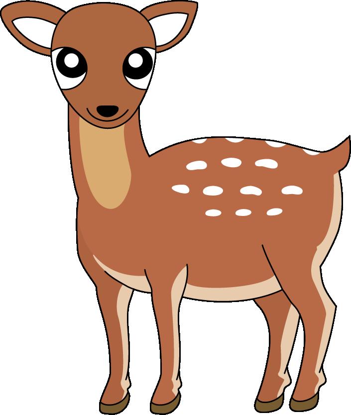 Free clipart deer, Free deer Transparent FREE for download.