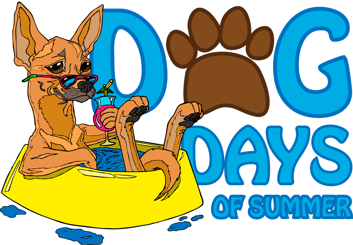 Free Dog Summer Cliparts, Download Free Clip Art, Free Clip.