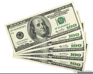 Clipart Dollar Bills.