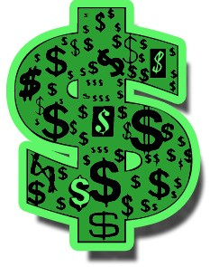 Free Clipart Images Dollar Sign.