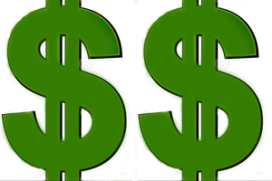 Free Clipart For Dollar Signs.
