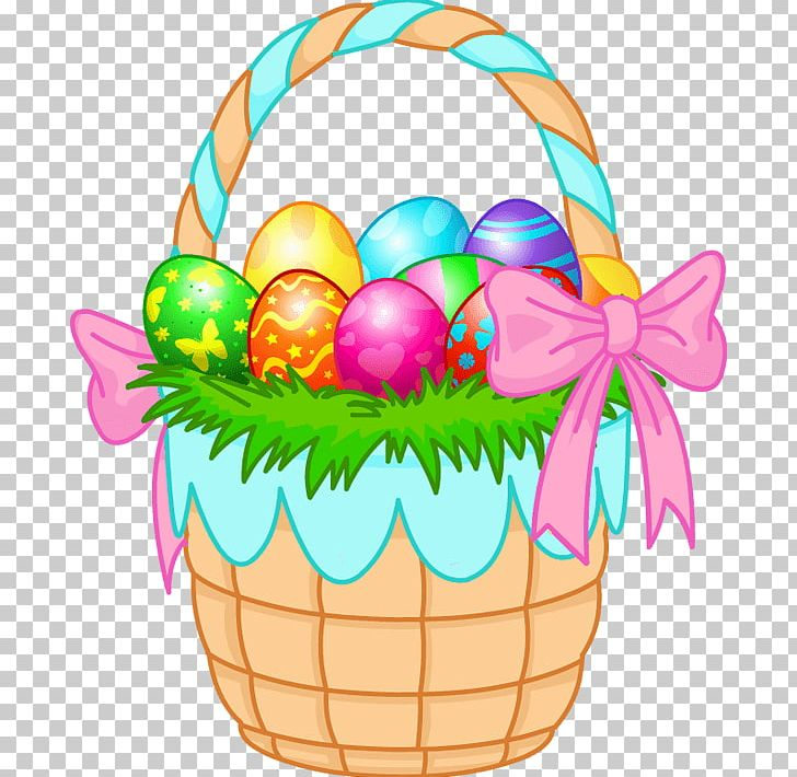 Easter Basket Eggs Pink Ribbon PNG, Clipart, Easter, Holidays Free.