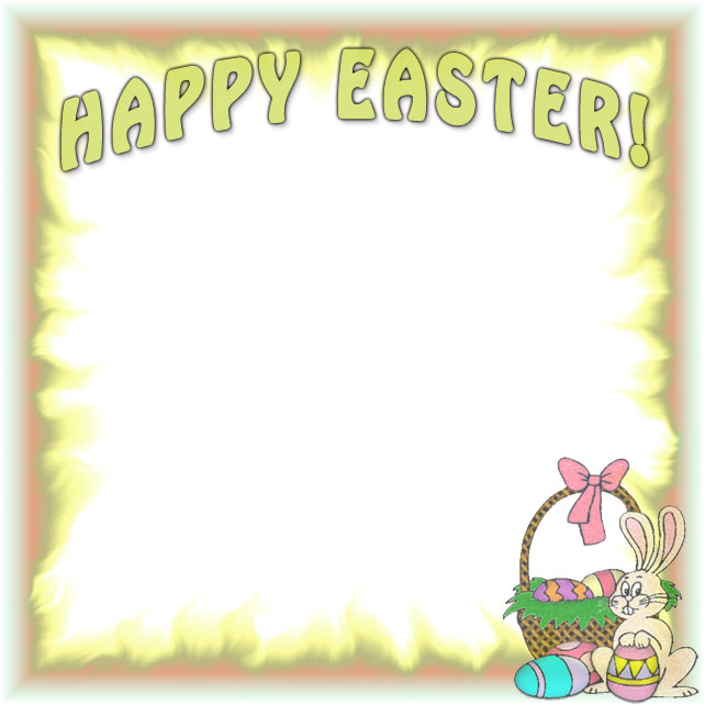 free clipart easter borders clipground