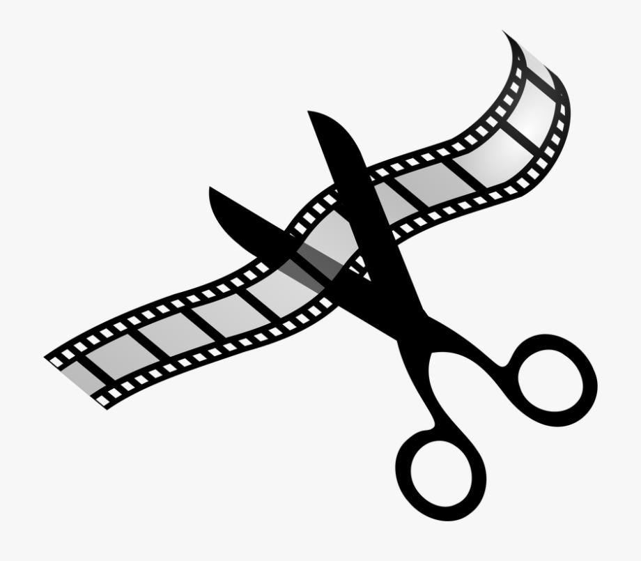 Movie Editor Cliparts.