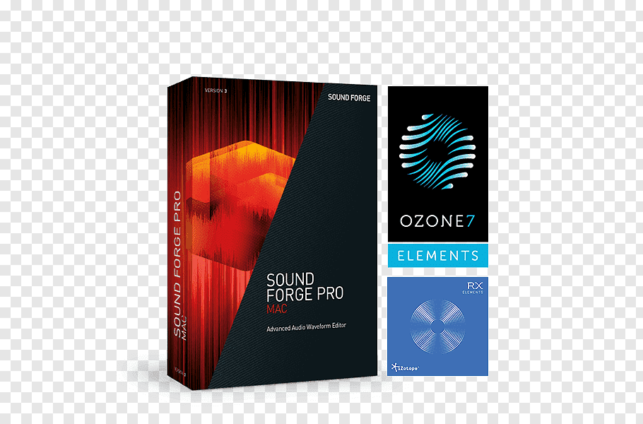 Mac Book Pro Sound Forge macOS Audio editing software, Forge.