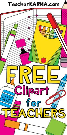 130 Best Educational Clip Art All Free images in 2019.