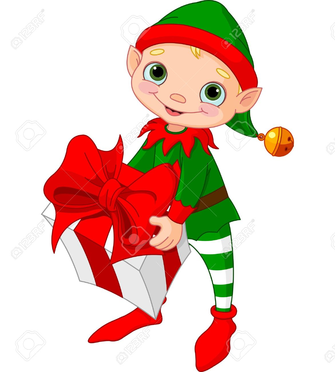 Cartoon Elf Stock Photos Images. Royalty Free Cartoon Elf Images.