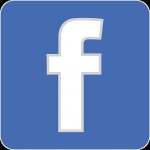 Facebook Icon X.