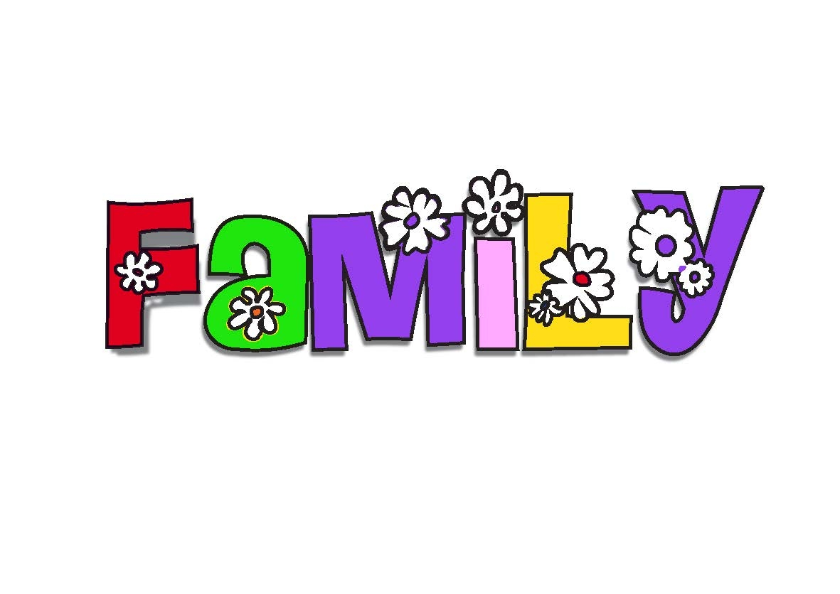 Free Clipart Of Family Members.