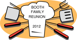 Booth Family Reunion Clip Art at Clker.com.